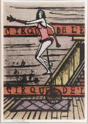 Le monocycle, from: Mon cirque