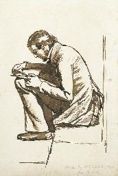 Portrait study of George Price