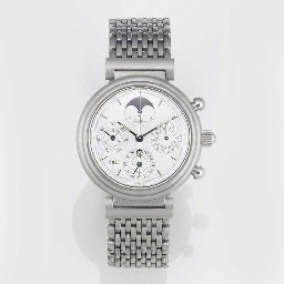 IWC, A STAINLESS STEEL AUTOMAT
