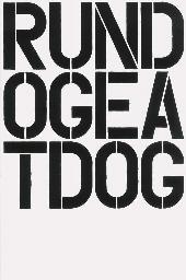 Untitled (W24) (Run Dog Eat Do