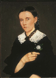 Retrato de mujer