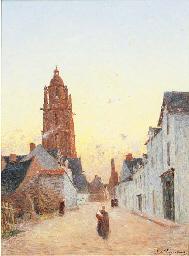 Rue du Bourg du Batz