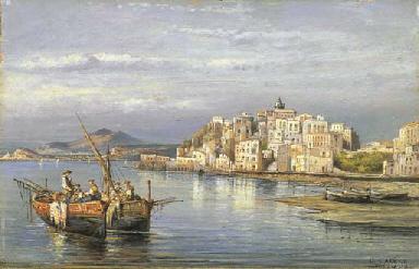 Pescatori a Pozzuoli