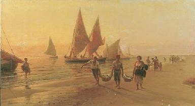 Il ritorno dei pescatori