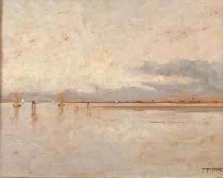 Venezia, vele in Laguna
