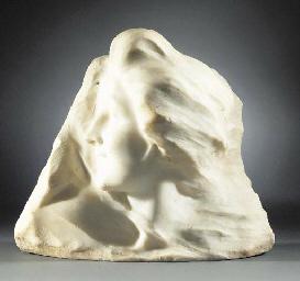 An alabaster sculpture