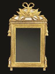 A LOUIS XVI PROVINCIAL CREAM-P