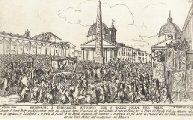 The Pope Versus Napoleon: Five