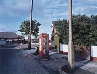 Phonebox Graffiti, Belfast