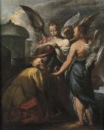 Abramo e i tre angeli