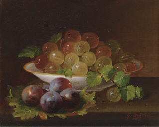 Plums and Gooseberries