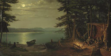Adirondack Camp: After the Hun