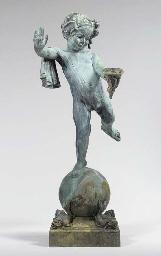 'Flying Cupid'