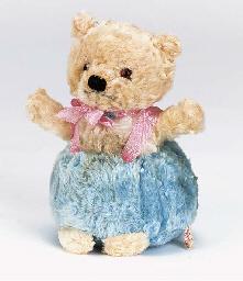 A Chiltern baby toy teddy bear