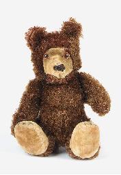 A Steiff miniature teddy baby