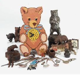 Bear memorabilia