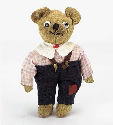 A rare Chiltern 'Master Teddy'