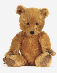 A Chiltern Hugmee Teddy Bear