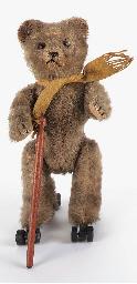 A Schuco Rolly teddy bear