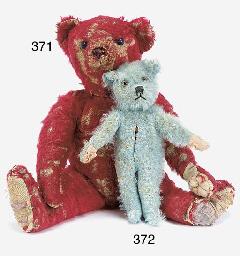A rare Farnell teddy bear