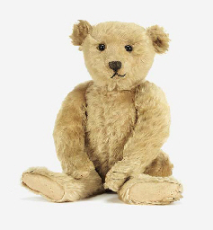 'Billy', a Steiff teddy bear