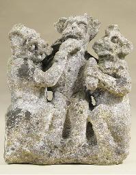 An English sculpted limestone