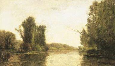 Aux bords de l'Oise