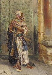 The arab guard