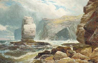 The Old Man of Hoy; and Tynemo