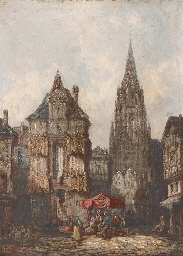 Nuremberg, Germany; and Fécamp