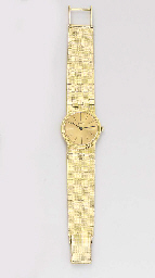 A GROUP OF GOLD WRISTWATCHES