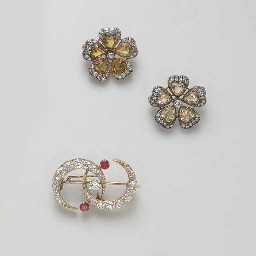 A GROUP OF ANTIQUE JEWELRY