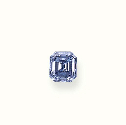 A RARE FANCY DEEP BLUE DIAMOND