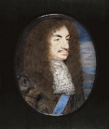 King Charles II (1630-1685), f