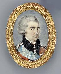 A Russian nobleman, facing rig