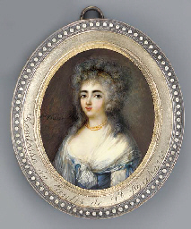 Countess de Genlis de St. Aubi