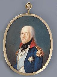 A German Prince, facing left i