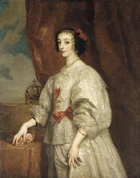 Portrait of Queen Henrietta Ma