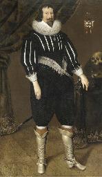 Portrait of Sir Thomas Lawley,