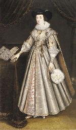 Portrait of Lady Lawley, wife