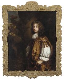 Portrait of Henry Fitzroy, Ear