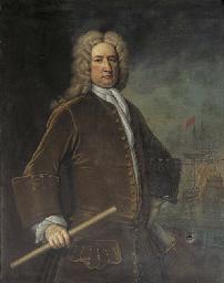 Portrait of Vice-Admiral Sir J