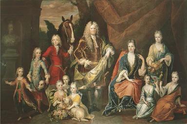 Portrait of Sir John Shaw, 2nd