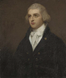 Portrait of the Hon. Robert Ba