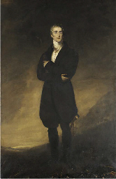 Portrait of Arthur Wellesley,