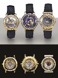 Ulysse Nardin. A set of fine a