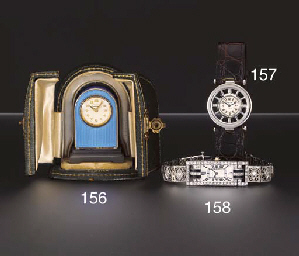 Cartier. A small sterling silv