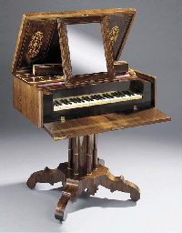 A Louis Philippe rosewood vene