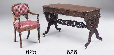 A William IV colonial rosewood