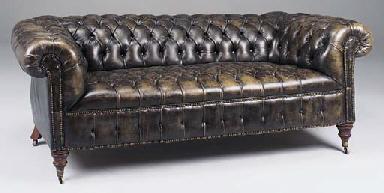 A late Victorian mahogany Ches